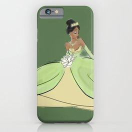 Tiana. iPhone Case