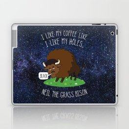 Neil deGrasse Tyson Laptop & iPad Skin