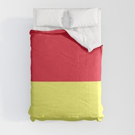 Raspberry Custard Comforters