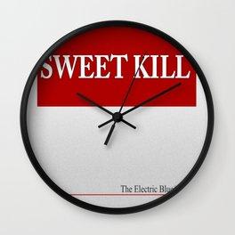 Sweet Kill Wall Clock
