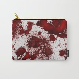 Blood Stains Carry-All Pouch