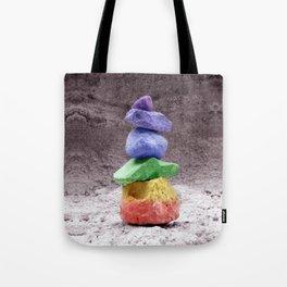 Color Balance Tote Bag