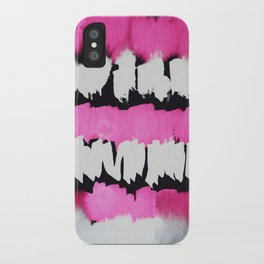 GLAMOUR SPILL iPhone Case
