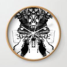 ERGOGRE Wall Clock