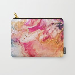 Fire Marble Carry-All Pouch