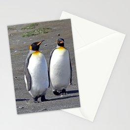 King Penguins Stationery Cards