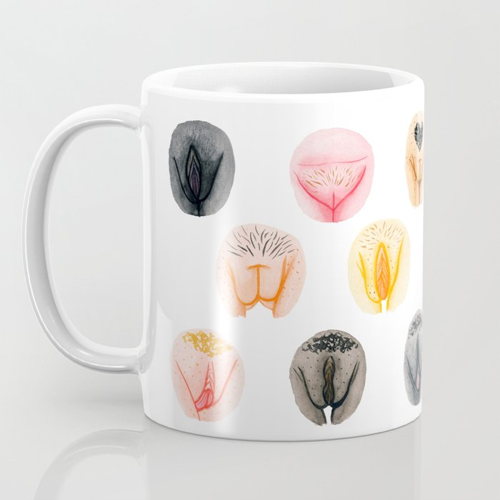 All Vulvas Are Beautiful Coffee Mug