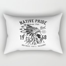 native pride 1968 Rectangular Pillow