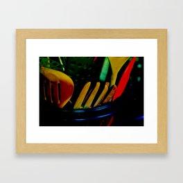 Cuisine Framed Art Print
