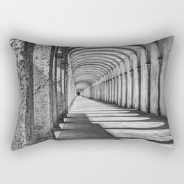 THE COMACCHIO PORTICI Rectangular Pillow