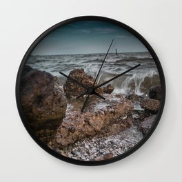 Waves - LG Wall Clock