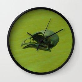 Relics I Wall Clock