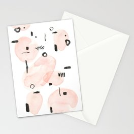 Abstract-PB Stationery Cards