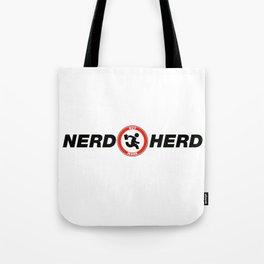 Nerd Herd Tote Bag