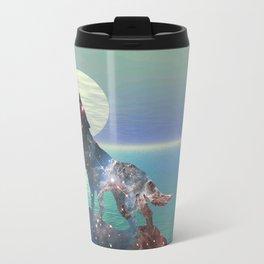 Star Wolf Travel Mug