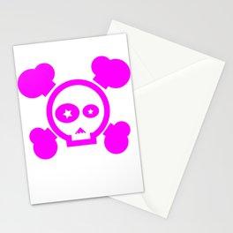 Skull Pop! Stationery Cards