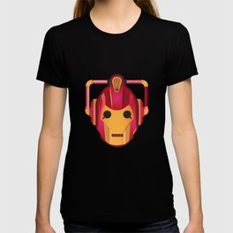 cyber iron man T-shirt