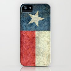 Texas flag Slim Case iPhone (5, 5s)