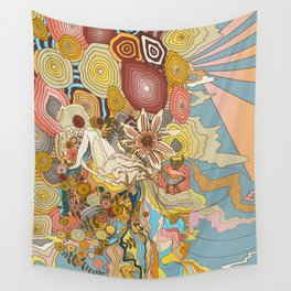 Great Fruits & Blood Oranges Wall Tapestry