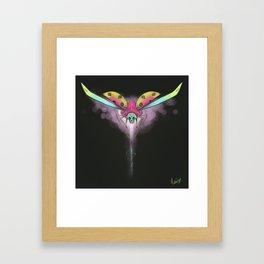 Coccin'hell Framed Art Print