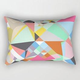 Geometry I Rectangular Pillow