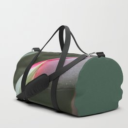 Bird of paradise flower to be Duffle Bag