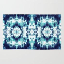 Celestial Nouveau Tie-Dye Rug