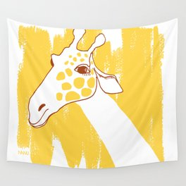 Serengeti Safari - Twiga Wall Tapestry