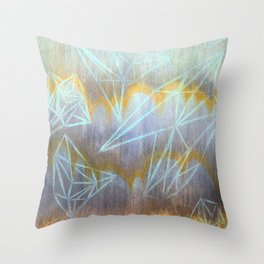 Skyscape 1 Throw Pillow