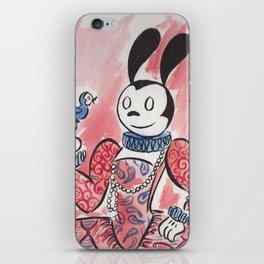 Fancy Oswald iPhone Skin