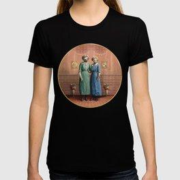 The Sloth Sisters at Home T-shirt
