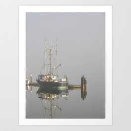 floating on air...... Art Print