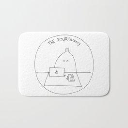 The TourBunny Circle Bath Mat