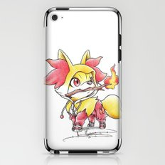 Flame Games iPhone & iPod Skin
