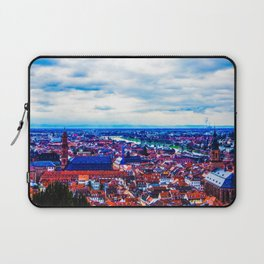 Overlooking Heidelberg Laptop Sleeve