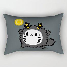 Halloween series - Werewolf Bink Bink Rectangular Pillow