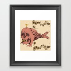 Tinkerfish Framed Art Print