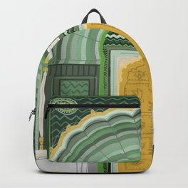 Green Gate Jaipur  Backpack