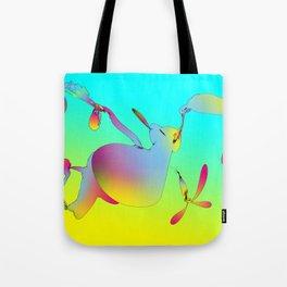 toonless 22-06-12 Tote Bag