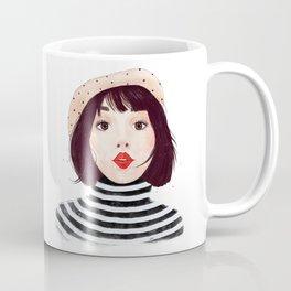 French woman Coffee Mug
