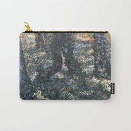 Vincent Van Gogh Undergrowth Carry-All Pouch