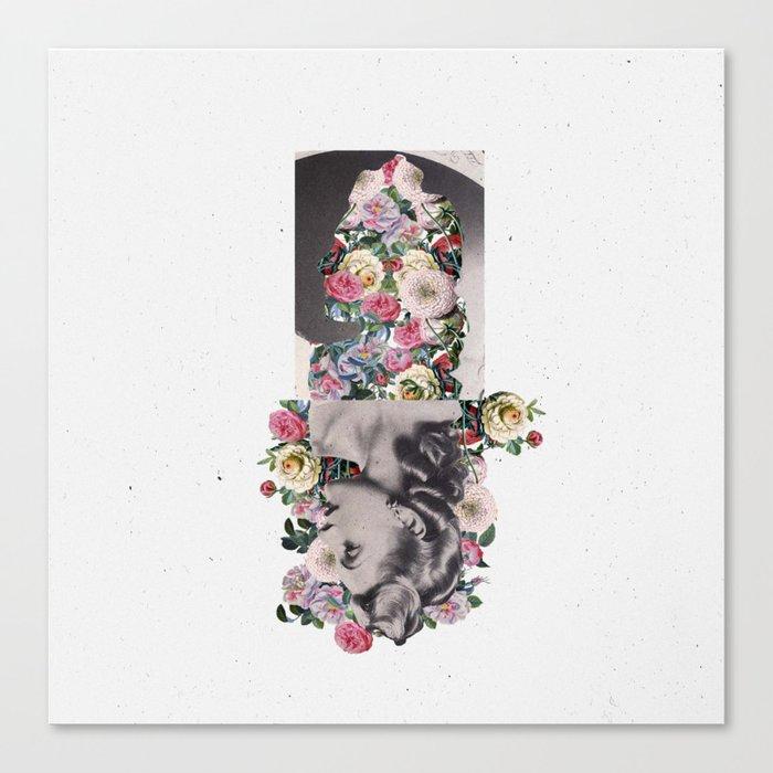 Floral Dreams Canvas Print