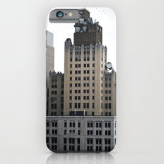 City Scape Slim Case iPhone 6s