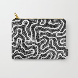 Coral Carry-All Pouch