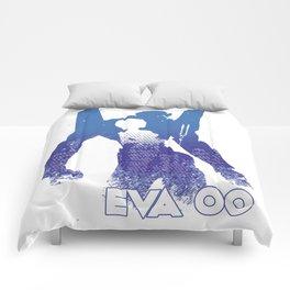 Rei Ayanami EVA 00 - Evangelion Comforters