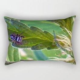 Guardian of the plants Rectangular Pillow