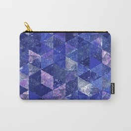 Abstract Geometric Background #19 Carry-All Pouch