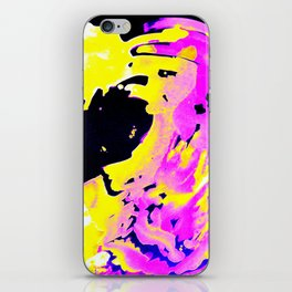 If Girls had their way with waves, Pink Minimal Water iPhone Skin