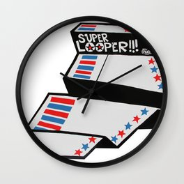 Super Looper Wall Clock