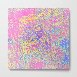 pink brownie Metal Print